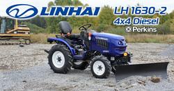 LINHAI 1630-2 4x4 pientraktori