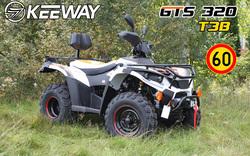 KEEWAY GTS 320 T3B