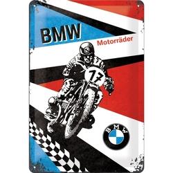 Peltikyltti 20x30 BMW Motorräder