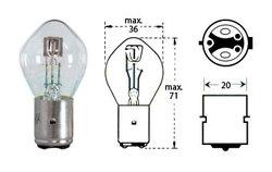 Lamppu 12v 35/35w Ba 20d