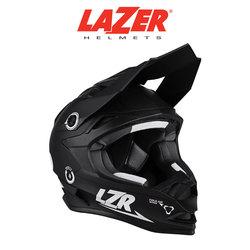 LAZER LZR OR-1 X-Line L kypärä, mattamusta/valko