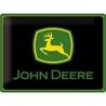 Peltikyltti 30x40 John Deere logo