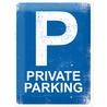 Peltikyltti 30x40 Private parking